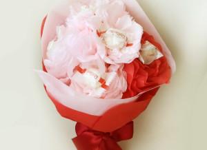 букет из конфет, сладкий подарок, необычный подарок, доставка подарок киев