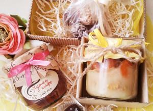 сладкие подарки, подарочные наборы, подарочный мед, подарочное варенье