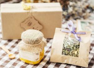 Подарочный набор с медом, сладкие подарки, корпоративные подарки
