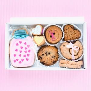 подарки, сладкие подарки, подарочный набор, печенье, расписное печенье, корпоративные подарки, подарки на Новый год