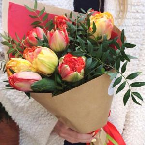 букет из цветов, подарки