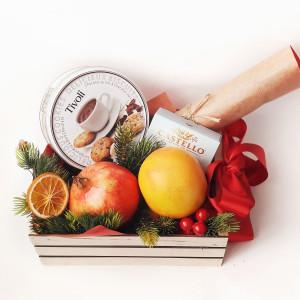 подарочный набор, новогодний подарочный набор