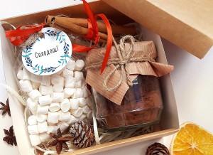 Новогодний подарочный набор, подарки на Новый год