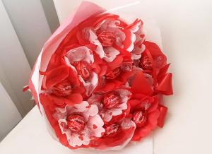 букет из конфет, сладкий подарок, сладкий букет, подарок, киев