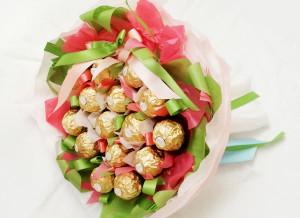 букет из конфет киев