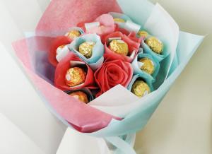 букет из конфет, подарок, доставка, подарок девушке, подарок на день рождение