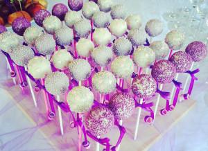 кейк-попсы, сладкие подарки, кенди-бар