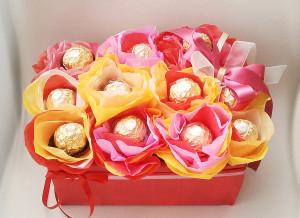 букет из конфет, сладкий подарок, сладкий букет, подарок
