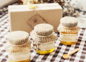 Подарочный набор с медом, сладкие подарки