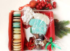 Подарочные наборы Новый год, подарки, сладкие подарки