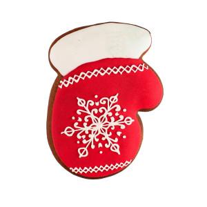 сладкие подарки, подарки на новый год, расписной пряник