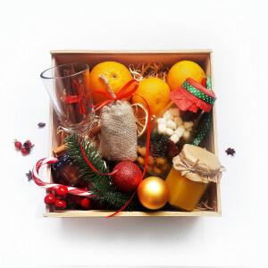 Подарочный набор для глинтвейна