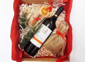 Подарочный набор для глинтвейна, набор для глинтвейна на новый год, корпоративные подарки